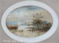 bayou lauvier or louviere by alphonse j. gamotis