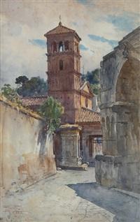 chiesa romana by filippo anivitti
