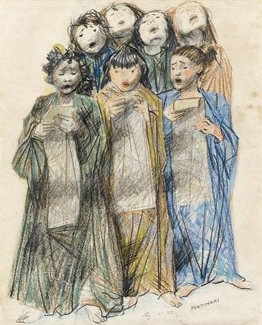 coro by candido portinari