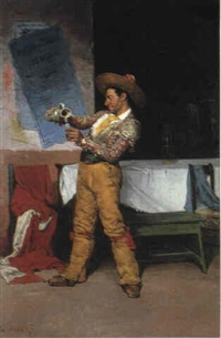 a spanish picador by german alvarez algeciras