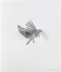 les creatures volantes (set of 6) by kiki smith