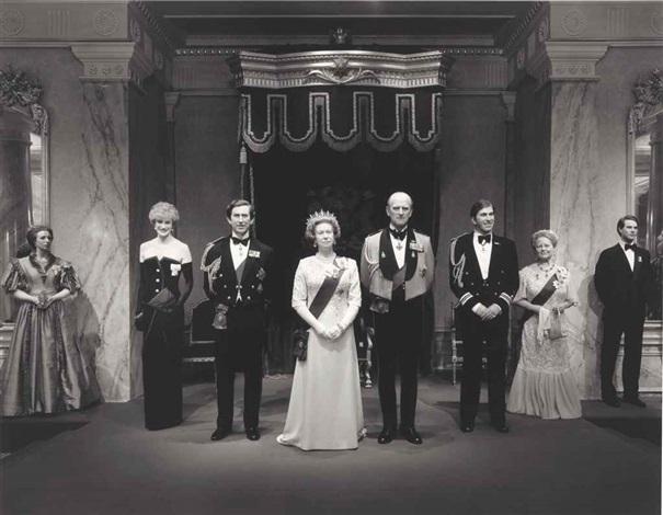the royal family by hiroshi sugimoto