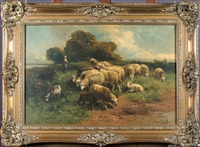les moutons by henry schouten