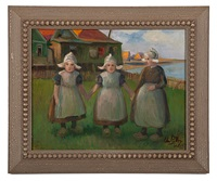 dutch girls by john rettig