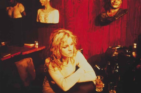 cookie at tin pan alley nyc by nan goldin