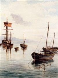 barcos de pesca by eduardo olasolo
