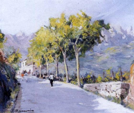 castell bell carretera by joaquim asensio