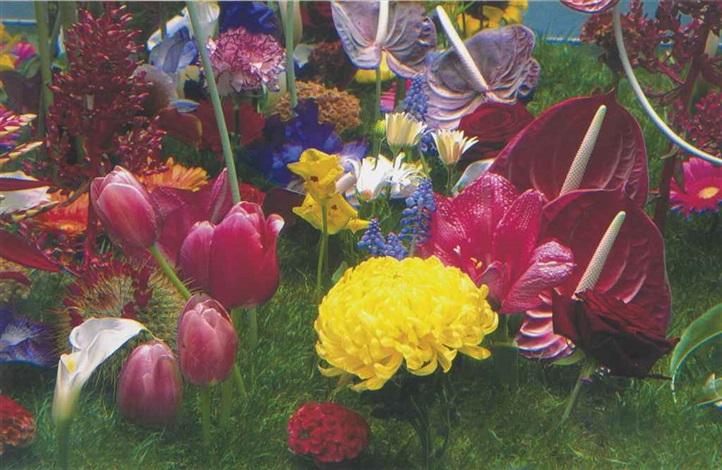 image 1 garden 2 by marc quinn