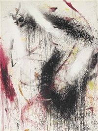 ghost town by norman bluhm