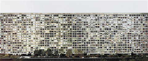 montparnasse (3 parts, 1st edition; 31 works) by andreas gursky