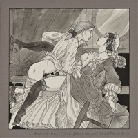 fanny hill (4 works) by michael faraday