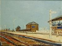 het station by henri victor wolvens