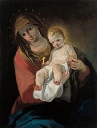 maria mit dem kind by franz joseph spiegler