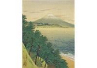 satta pass in mt.fuji by yoson ikeda