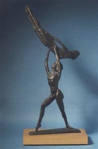 dancing couple by avi kenan