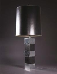 lampada da tavolo by karl springer