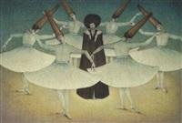 tanzende derwische by gerhard gloser