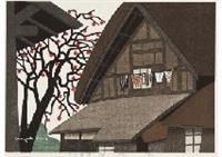 kaki in aizu (35) by kiyoshi saito