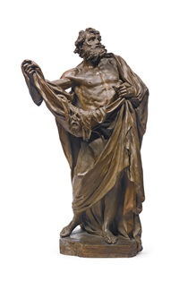 saint bartholomew by pierre legros the younger