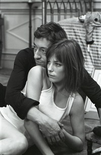 serge gainsbourg et jane birkin, tendresse by roger picard