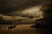 brésil, rio negro, san raimundo by christophe gin