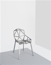 chair one prototype by konstantin grcic