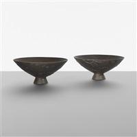 mikrokosmos urns (pair) by olof hult