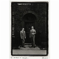 gilbert & george by shigeo anzai