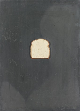 bread by jasper johns