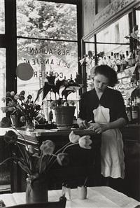 paris, 1952 by edouard boubat