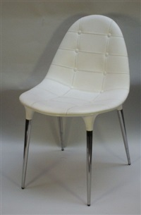suite de 6 chaises (set of 6) by philippe starck