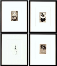 untitled i (+ 3 others; 4 works) by masakatsu ueda