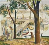 fishermen by edmund marion ashe