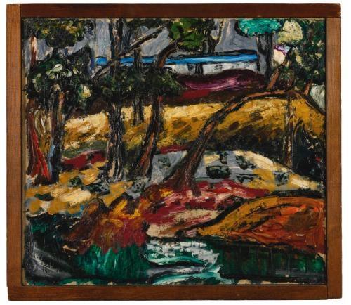 landscape by forrest clemenger bess