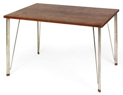 tisch mod 3605 by arne jacobsen on artnet. Black Bedroom Furniture Sets. Home Design Ideas