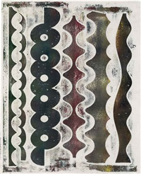 lineament monotypes by philip taaffe