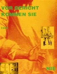 spiegel 28/97 (portfolio of 6) by johanna kandl