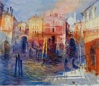 ricordo di venezia by mario tosi