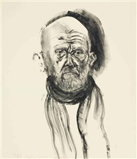 self portrait by jim dine