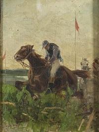 fantini a cavallo by sebastiano de albertis