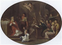 the murder of stanislaus of krakow by françois verwilt