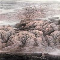 北国风情图 by guo wentao
