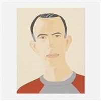 sweatshirt ii (from alex and ada, the 1960s to the 1980s portfolio) by alex katz