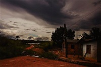 brésil, rio negro, mutirao de cacau by christophe gin