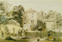 the limes, wittsbridge by robert bateman