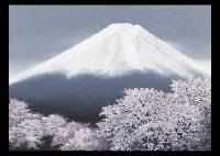 mt. fuji by takashi ishida