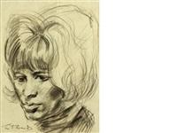 portrait of vanessa by stephen ward