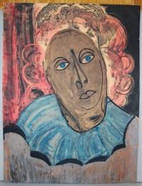 portrait by grace hartigan