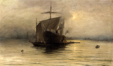 out to sea by jules r mersfelder