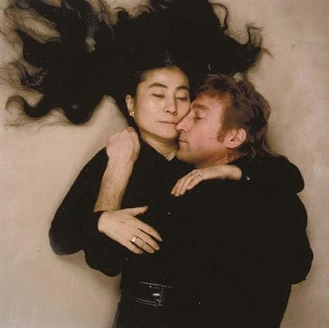 John Lennon And Yoko Ono New York By Annie Leibovitz